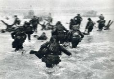 d day landing reports