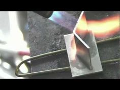 How To Braze or Solder Aluminum Together with a Propane Torch at a Very High Strength