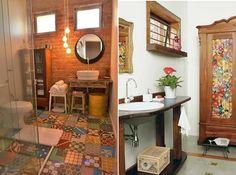 decoraçao estiloso de lavabo - Pesquisa Google