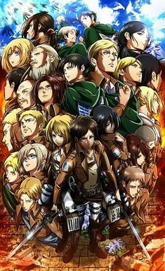 進撃の巨人 進擊的巨人 Attack on Titan Shingeki no Kyojin Film Anime, Manga Anime, Anime Art, Attack On Titan Season, Attack On Titan Anime, Mikasa, Armin, Christa Renz, Chibi