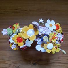 Keramik Blumen von isi-way.com