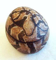 Rattlesnake Rock. $18.00, via Etsy.