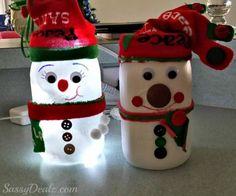 snowman-mason-jar-crafts-for-winter-718x599