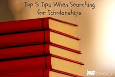 Find College Scholarships anywhere and anytime with the Scholly App