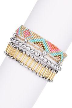 Josefina De Alba Bliss Bracelet by Non Specific on @HauteLook