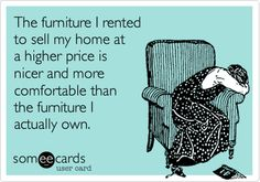 Sounds like it is time for a #furniture #upgrade! #ecard