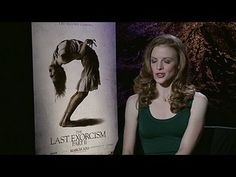 The Last Exorcism Part II: Ashley Bell Junket Interview 2 --  -- http://wtch.it/xmvm2