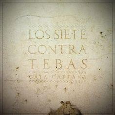 Gata Cattana - Los siete contra Tebas (2013)