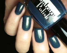 Contrary Polish- -Anna Maria (I think I already pinned this polish once but I love it so muuuuch)