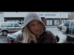 """The Wrestler. Mickey Rourke's resurrection. """"If you've ever seen a one-legged dog then you've seen me."""""""