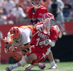 Wish I could find the pics that led to this goal that tied the game and put it into overtime.  SU won the 2009, NCAA Lacrosse Championship, 10-9.