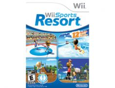 Great #active video game for kids: #Wii Sports Resort #videogames