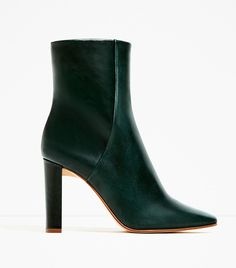 Prediction: These Will Be the Most Important Fall Shoe Trends via @WhoWhatWearUK MIDCALFBOOTS