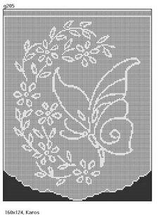 Moje Heklanje By Rada 488 Annie's Crochet, Fillet Crochet, Crochet Home, Thread Crochet, Crochet Doilies, Blackwork Patterns, Doily Patterns, Crochet Patterns, Monogram Cross Stitch