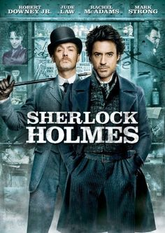 Sherlock Holmes - I love this Steam Punk-ish adaptation. Robert Downey, Jr. just never disappoints. Jude Law is the perfect sidekick. I love Ritchie's directing and the cinematography is sublime.