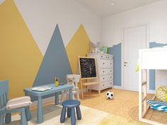 Children's room/Apartment/Perm Perm, Kids Rugs, Children, Home Decor, Young Children, Kid Friendly Rugs, Wavy Perm, Kids, Interior Design