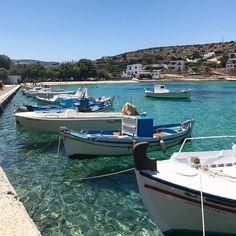Boats of Iraklia  @irakliaisland #iraklia #iraklia_island #greek_shots #greek_islands #ig_travel #ig_greece #ig_cyclades #ilovegreece…