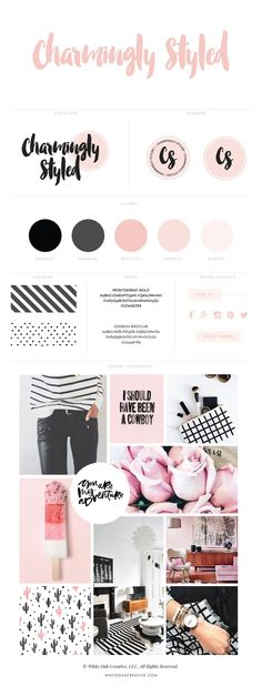 Charmingly Styled Blog Redesign for WordPress