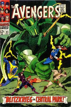 The Grooviest Covers of All Time: More Comics John Buscema Made Me Buy