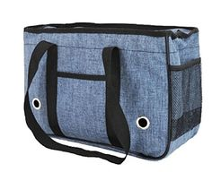 BAGIRL Small Medium Dogs Handbag Winter Pet Carrier Tote Pet Cat House Portable Cat Handbag Large Blue *** Click image to review more details.-It is an affiliate link to Amazon. #CatCarrier