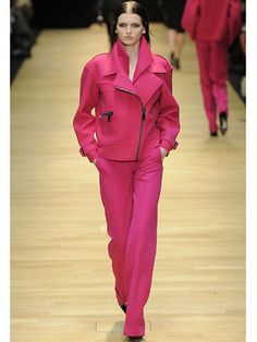 Europe Fall 2013 Runway Looks - Best Runway Outfits from Europe Fall 2013 - Marie Claire