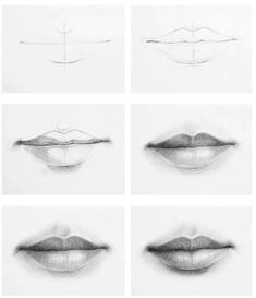 Front Mouth Drawing In 2019 Art Drawings, Drawing Techniques . Front mouth Drawing in 2019 Art drawings, Drawing techniques how to draw lips - Drawing Tips Drawing Techniques, Drawing Tips, Painting & Drawing, Drawing Ideas, Drawing Drawing, Self Portrait Drawing, Lips Painting, Learn Drawing, Figure Drawing