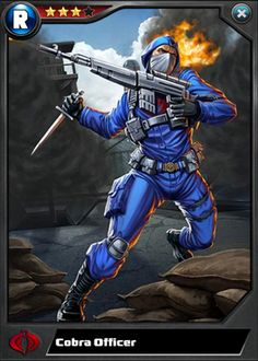 Cobra Officer (Event) R3