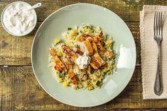 Chermoula Spiced Chicken