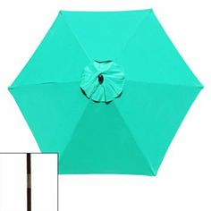 SONOMA outdoors 9-ft. Market Patio Umbrella