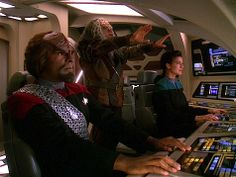 These are Klingons