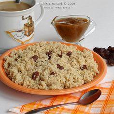 Recepty Archives - Page 62 of 175 - Báječné recepty Krispie Treats, Rice Krispies, Quinoa, Cereal, Oatmeal, Breakfast, Food, Per Diem, Bulgur