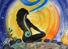 Rebirthing | Tantra Valencia - TerapiasCalicanto Tantra, Spiritual Bath, Yoruba Religion, Art Of Beauty, How To Make Tea, Occult, Namaste, Spirituality, Told You So