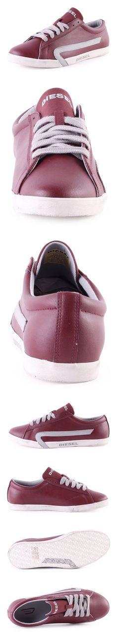 $104.99 - Diesel Men Bikkren Fashion Shoes #fashionsneakers #
