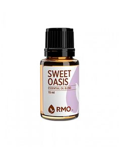 Sweet Oasis Essential Oil Blend is a bright but warm blend. It's a peaceful aroma that invites serenity, and I have to be honest, I have a hard time sleeping without it anymore! Sweet Oasis Essential Oil Blend is $24.95 for a 15ml bottle and it's appropri