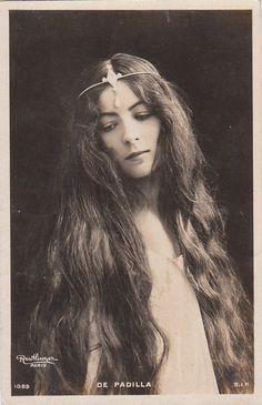 Reutlinger – Lola Artôt de Padilla (Opera singer), 1907