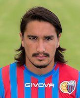 Italian League Serie B -2014-2015 / <br />  ( Calcio Catania ) -<br />  Sebastian Eduardo Leto