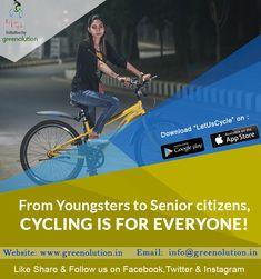 #Greenolution #BikeShare #BikeSharing #BikeRent #BikeRenting  #CycleShare #CycleSharing #CycleRent #CycleRenting  #CycleOnRent #BicycleOnRent  #BicycleShare #BicycleSharing #BicycleRent #BicycleRenting  #RentBicycle #RentCycle  #ShareBicycle #ShareCycle  #PublicBikeSharing #PublicBicycleSharing #PublicCycleSharing  #LetUsCycle #BicycleSharingScheme #CycleSharingScheme  #RentACycle #RentABicycle  #Bicycle #Cycle