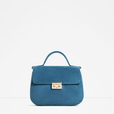 CITY BAG WITH FASTENING DETAIL DETAILS 49.90 USD