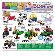 049f41e91 Blain's Farm and Fleet Toy Books 2018 Ads and Deals Browse the Blain's Farm  and Fleet