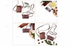 Set of 6 styled stock images by JustLikeMyDesktop on Creative Market Instagram Fashion, Instagram Images, Negative Space, Say Hi, Design Elements, Your Design, Create Your Own, Branding, Studio Design