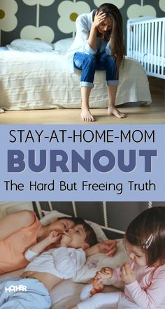 Here is a very freeing truth for those women going through the stay at home mom burnout. You won't regret reading this and applying it to your mindsets. via @momfarfromhome