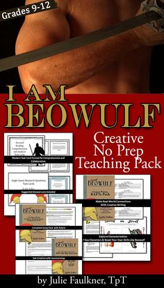 analysis essay of beowulf