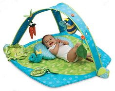 Hit the gym! The baby gym, that is. We have the scoop on the play mats that are the best bang for your buck.