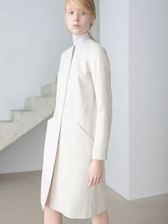 It is only the second collection of Warsaw based fashion brand THISISNON, but an international audience for their designs is already well established. The new summer collection, RAW SILK consolidates THISISNON's concept of presenting only a few essential pieces — in this case six pieces made of 100% silk — to encourage respect for the world's resources and professional craftsmanship.