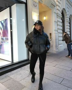 Casual Winter Outfits, Winter Fashion Outfits, Look Fashion, Fall Outfits, Fashion Tips, Mode Outfits, Chic Outfits, Trendy Outfits, Mode Adidas
