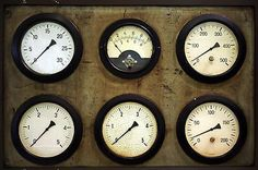 Steampunk gauges sticker Black, White, Rustic – Rm wraps Store Click on the image to order one.