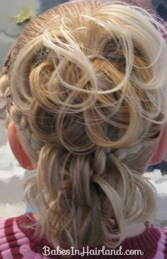 Flower Girl Hairstyle (12)