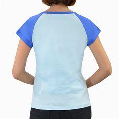 Dinosir+Women's+Cap+Sleeve+T-Shirt