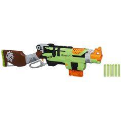 nerf zombie strike | Nerf Zombie Strike SlingFire Blaster