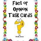 Here is a set of 50 language arts fact or opinion task cards.  The student answer keys are grouped into five problems per key to allow for frequent...